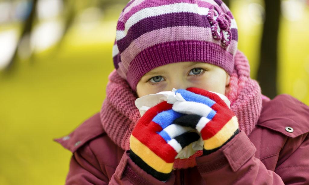 Slabá zima ničí alergikov