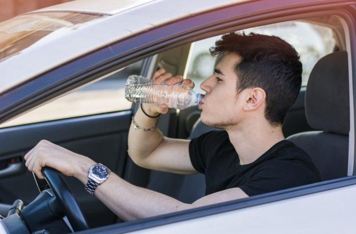Horúčava v aute má na šoféra účinok podobný vplyvu alkoholu
