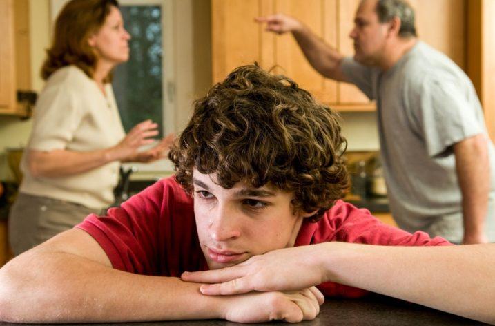 Rozvod rodičov ich bolí