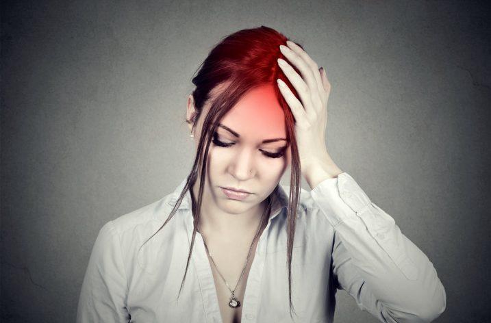 Bolesť hlavy vtehotenstve
