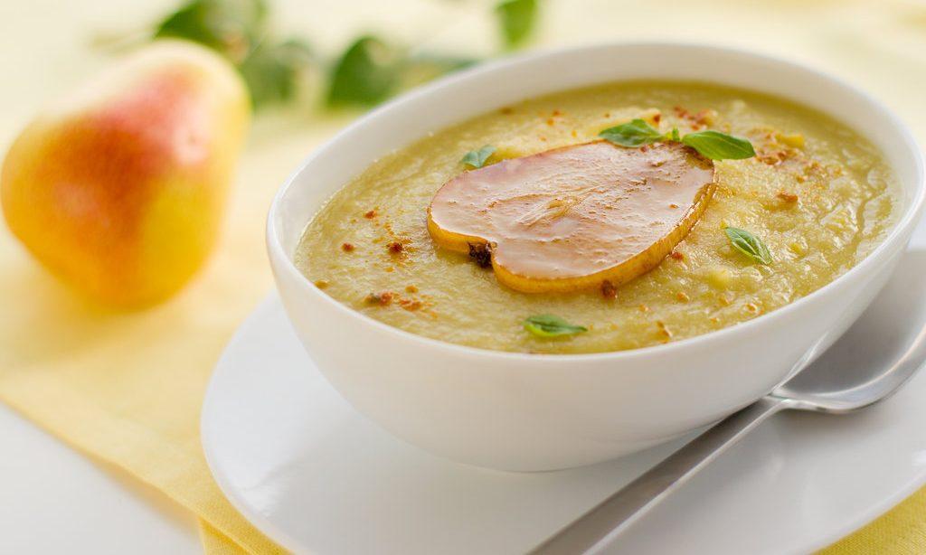 Paštrnáková polievka