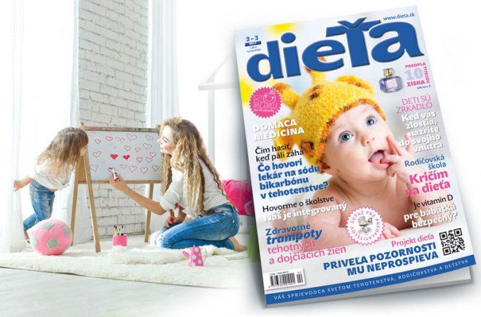 Aktuálne Dieťa č. 2 – 3/2017