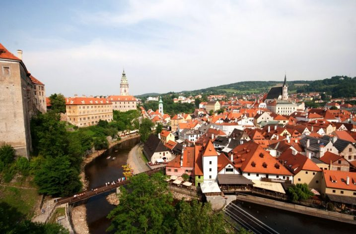 V Južných Čechách je čo robiť, aj keď prší