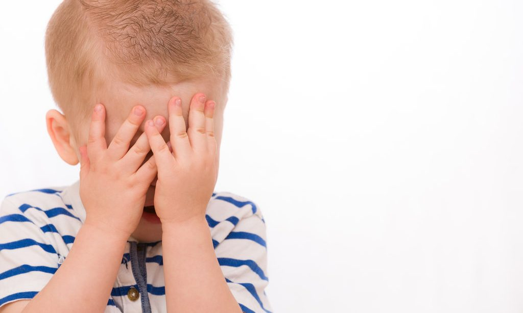 Príliš plačlivé dieťa