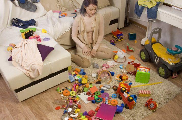 Minimalizmus a hračky