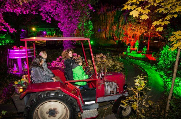 Naplánujte si výlet za duchmi a strašidlami do Familyparku
