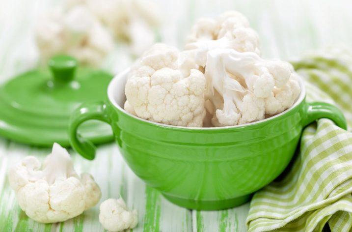 Karfiol – zimná kytica zdravia