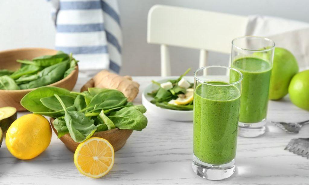 Prečo zelené smoothie?