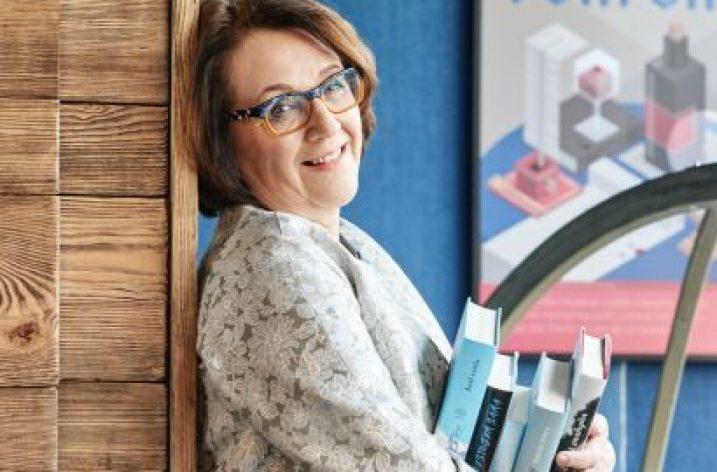 Mária Štefánková: Básne pre deti musia byť ľahučké ako pierko