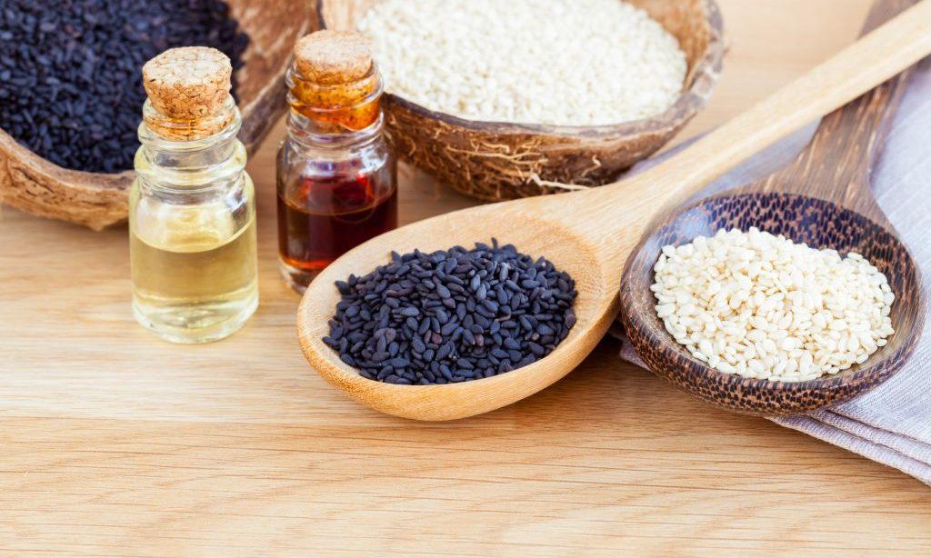 Sezamový olej – kráľ medzi olejmi