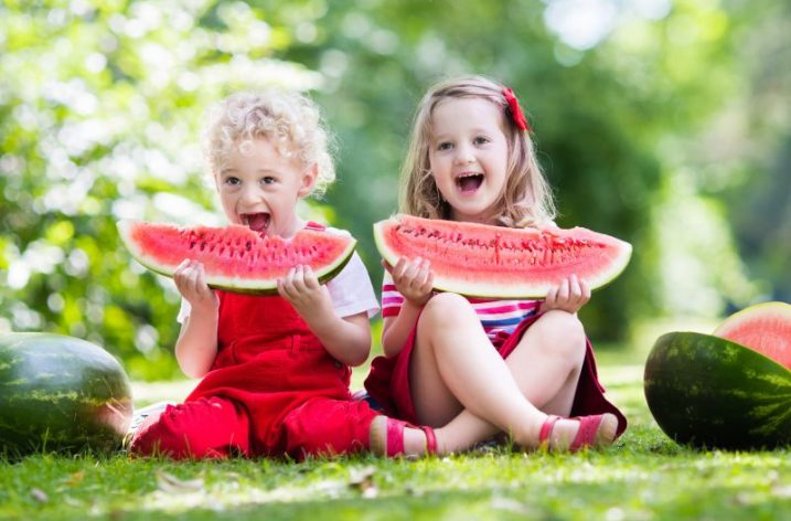 Zelenina s chuťou ovocia