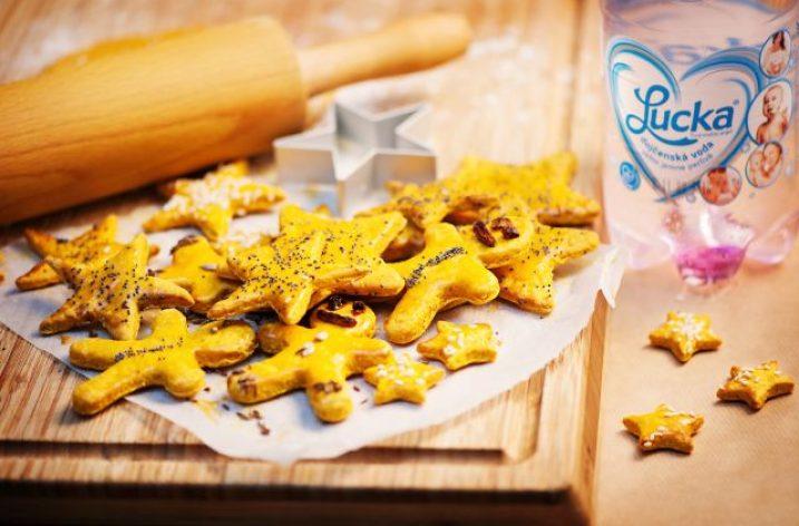 Kukuričné keksíky