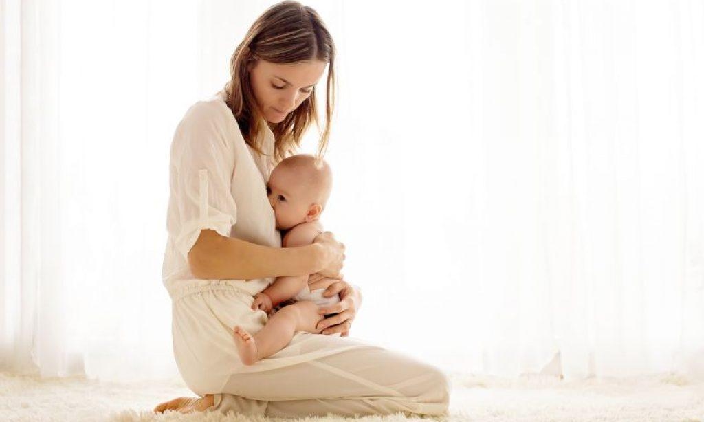 Materské mlieko ako liek