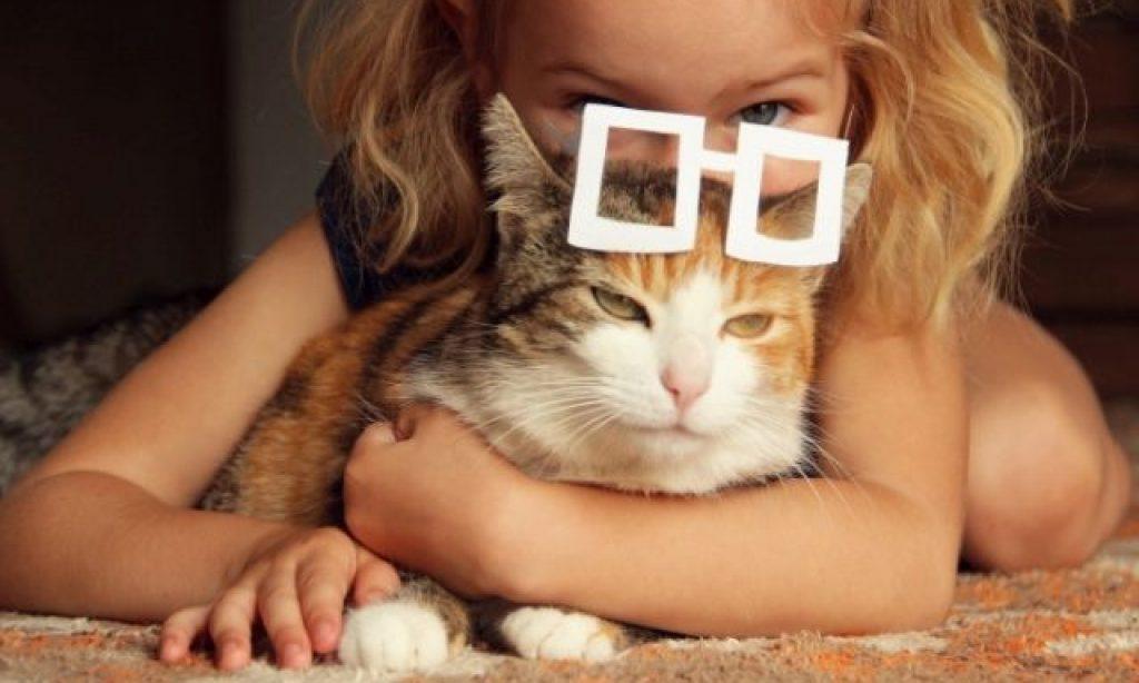♪ Láska či tyrania? Ako sa budoval dcérkin vzťah k zvieratám