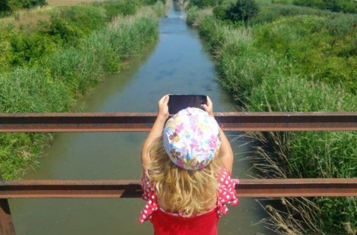 ♪ Alžbetka fotí mobilom. Toto sa naučila…