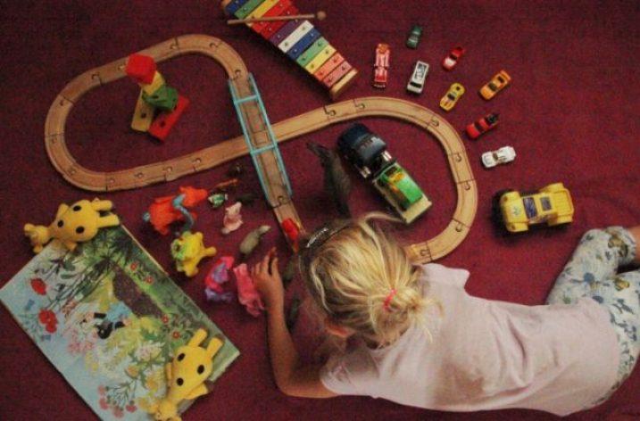 ♪ Follow your child: Čo pre dieťa znamená HRA