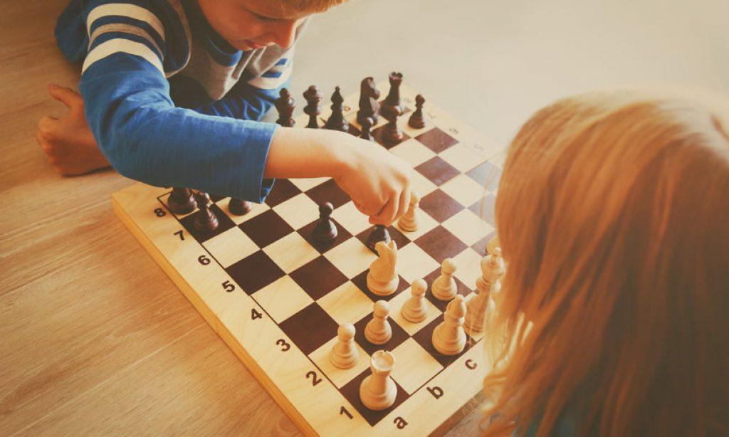 Kráľovská hra deťom prospieva