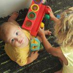 Deti v Slnečnici