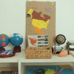 Domškôlkari – geografia