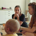 V rozhovore so zakladateľkami – Evka s deťmi