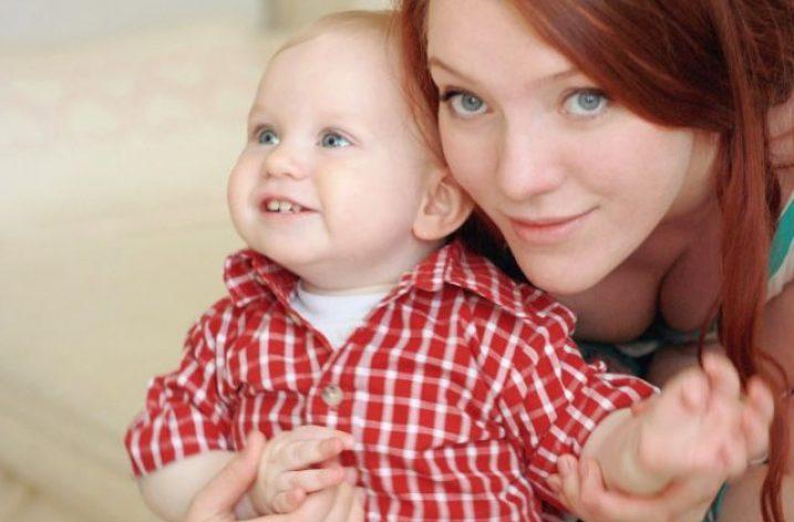 Byť na materskej je výzva