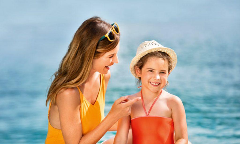 Zdravá prírodná ochrana pokožky detí s Weledou