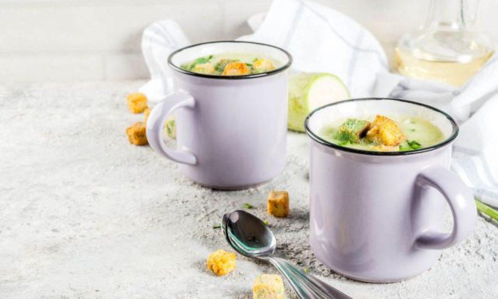 Cukinová polievka
