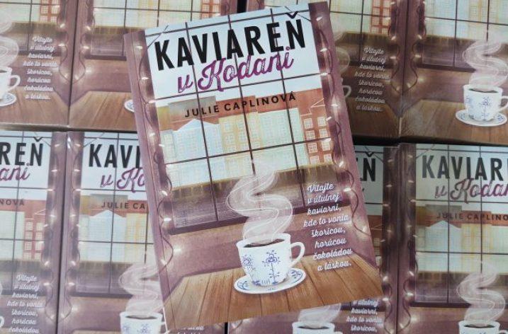 Kaviareň v Kodani