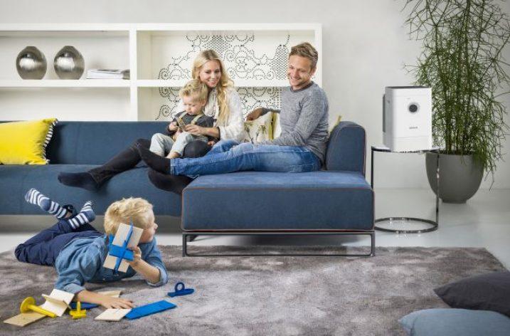 Chráňte rodinu pred chrípkou – zvlhčujte vzduch!