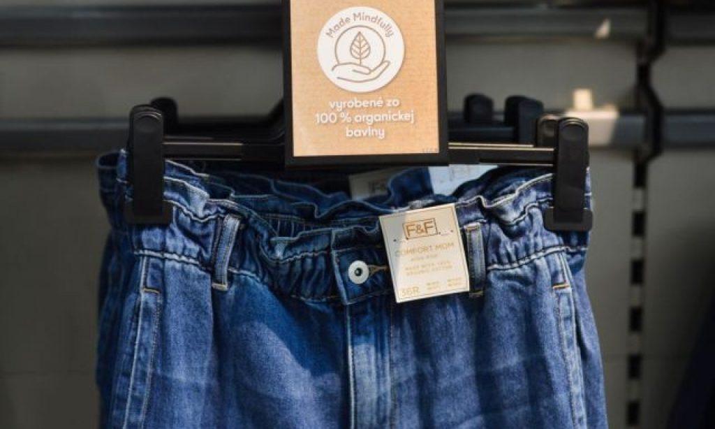 Trvalo udržateľná móda F&F: Nová kolekcia Made Mindfully myslí na životné prostredie
