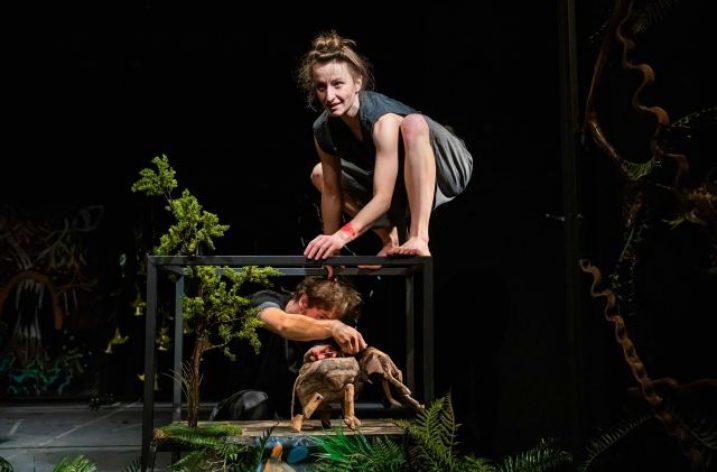 Bratislavské bábkové divadlo získalo už druhú Grand Prix v tejto sezóne, cenu získala jeho nová inscenácia Mauglí
