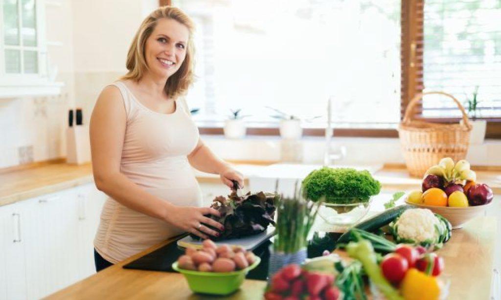 Je rastlinná strava vhodná pre tehotné?